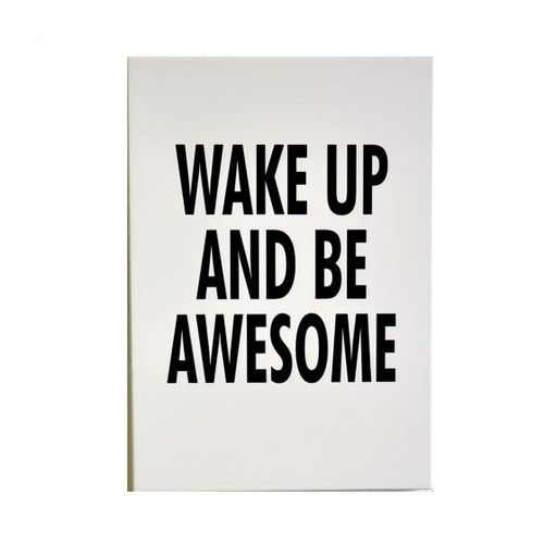 Taulu Wake Up and Be Awesome
