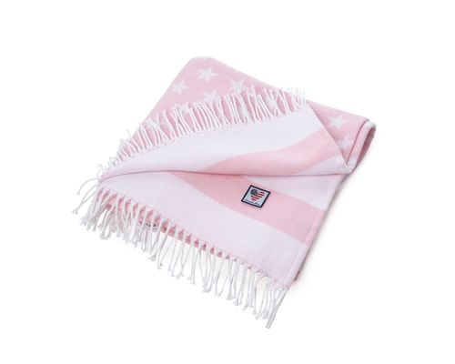 Torkkupeitto Authentic Baby Flag Pink