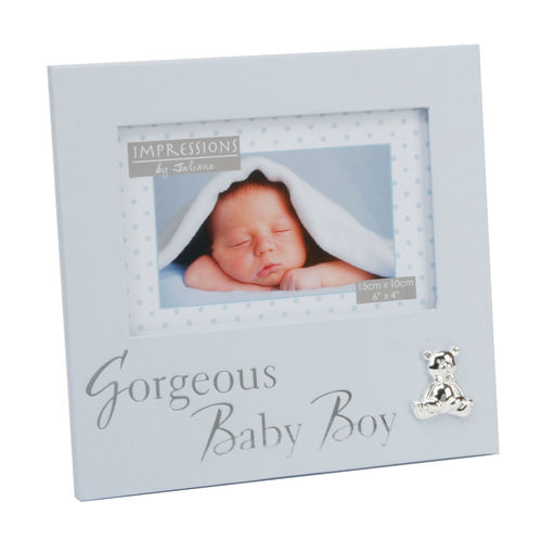 Valokuvakehys Gorgeaus Baby Boy Single