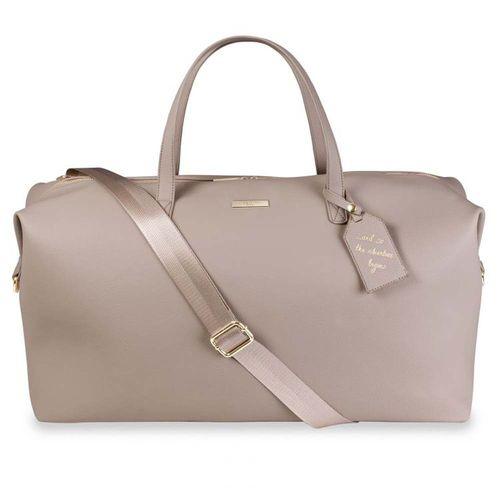 Laukku Weekend Holdall Taupe