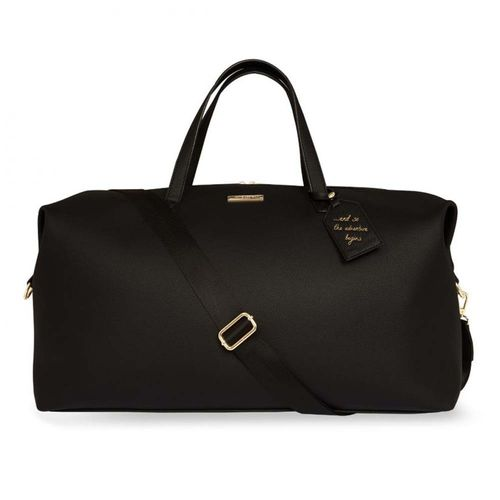 Laukku Weekend Holdall Black