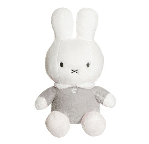 Pehmopupu Miffy Grey